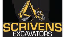 Scrivens Excavators Logo